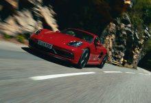 Photo of Porsche ги претстави новите 718 GTS 4.0 верзии на Cayman и Boxster
