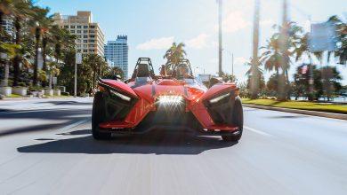 Photo of Новиот Polaris Slingshot доаѓа со поголема моќ и автоматски менувач