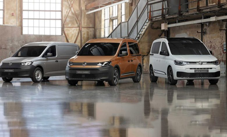 VW Caddy-2020