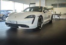 Photo of Porsche Taycan пристигна во Македонија