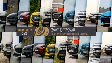 Photo of Златно Тркало 2020 – листа на финалисти за Најпосакуван Автомобил