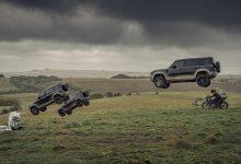 Photo of Новиот Land Rover Defender во новиот филм за Џејмс Бонд