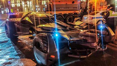 """Photo of Викенд тарифа: Руската полиција заплени нелегален """"Бетмобил"""""""