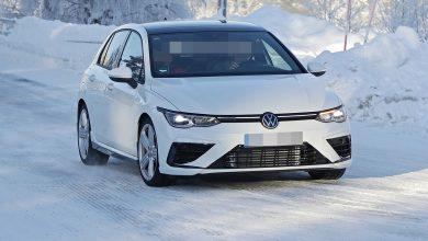 "Photo of Шпиунски фотки од VW Golf R ""уловен"" без камуфлажа"
