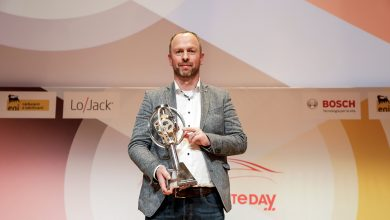 Photo of Q Global Tech Award 2020 за Porsche Taycan