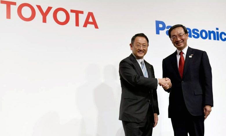 Toyota и Panasonic