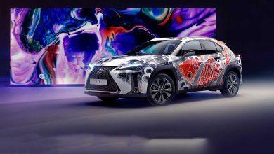 """Photo of Претставен првиот """"тетовиран"""" автомобил на светот"""