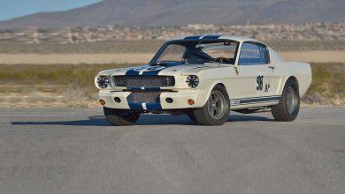 Photo of Првиот Ford Mustang Shelby кој победил на една трка оди на продажба