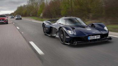 Photo of Aston Martin започна со тестирање на Valkyrie на патиштата