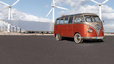 "Photo of Volkswagen го претстави ""хипи"" електричниот e-Bulli"