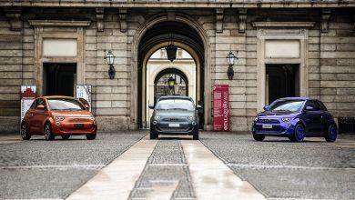 """Photo of Bvlgari, Armani и Kartell го """"облекоа"""" новиот Fiat 500e"""