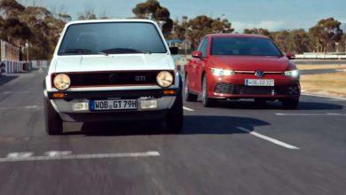 Photo of Викенд тарифа: Oригиналниот модел во рекламата за новиот Golf GTI