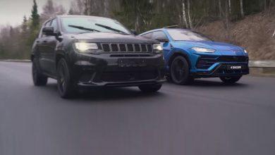 Photo of Викенд тарифа: SUV драг трка меѓу Lambo Urus и Jeep Grand Cherokee