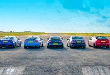 Photo of Викенд тарифа: Lexus RCF против М3, М4 и C63 S