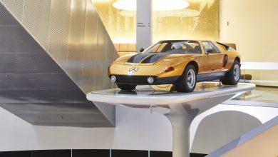 Photo of Футуристичкиот концепт Mercedes C111/II го прослави 50 роденден