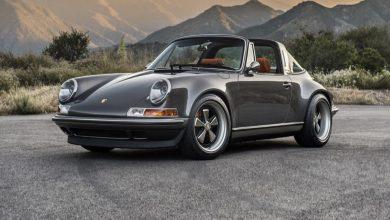 Photo of Singer ја претстави последната креација инспирирана од Porsche 911