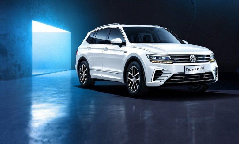 Volkswagen Tiguan и Arteon