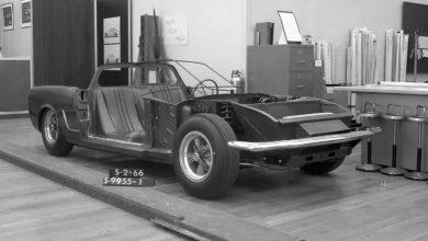 Photo of Мистериозен концепт на Ford Mustang од 1966 година