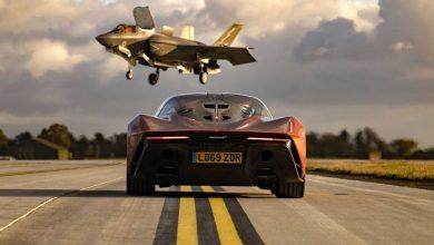 Photo of Анти кризна мерка: McLaren Speedtail во трка со F-35B авион
