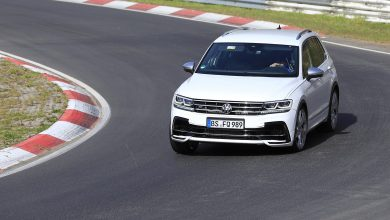"Photo of Volkswagen Tiguan R и Arteon R ""уловени"" на Нирбургринг (Видео)"