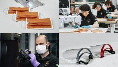 Photo of Lamborghini произведува хируршки маски и визири