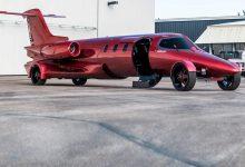 Photo of Limo-Jet, лимузина направена од авион оди на аукција