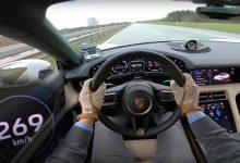 Photo of Porsche Taycan Turbo S со импресивни перформанси на автопат
