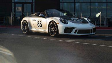 Photo of Последниот произведен Porsche 911 Speedster оди на хуманитарна аукција