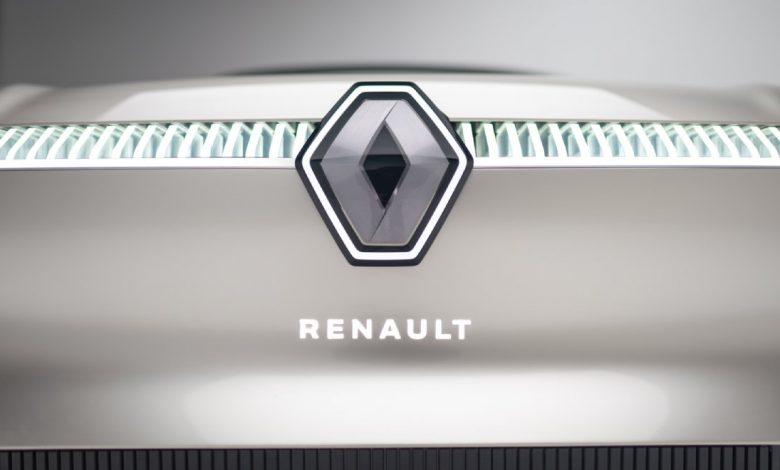 Renault кросовер