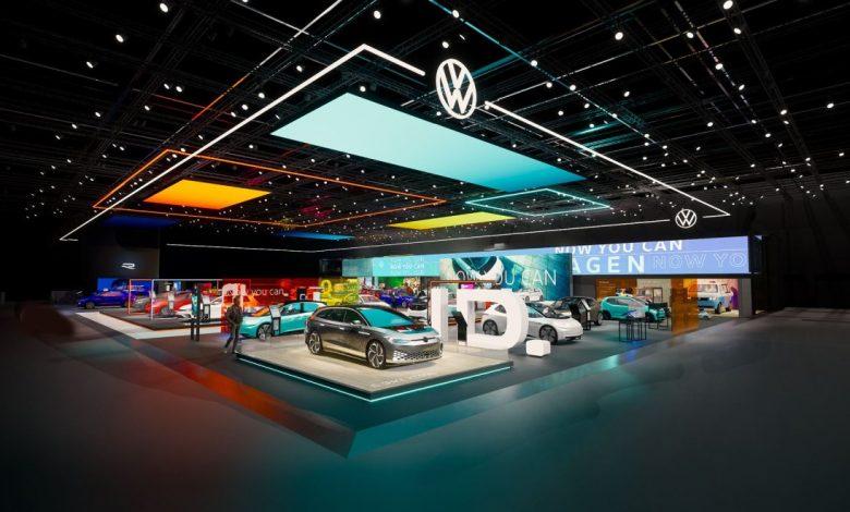 Volkswagen Женева
