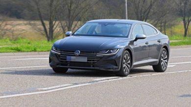 Photo of Рестилизираниот Volkswagen Arteon уловен речиси без камуфлажа