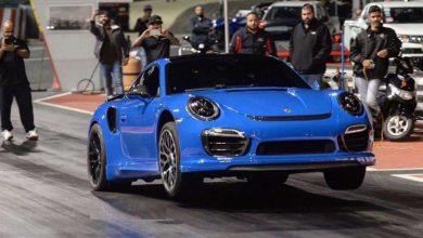 "Photo of Викенд тарифа: Porsche 911 Turbo S до ""стотка"" за две секунди"
