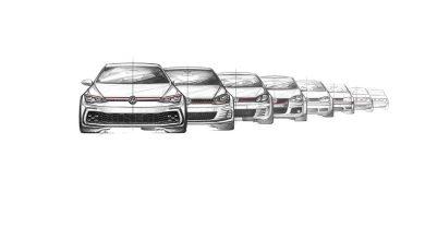 Photo of Volkswagen го прославува 45-тиот роденден на Golf GTI