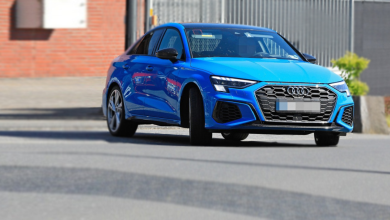 Photo of Audi S3 во седан и хечбек варијанта уловени без камуфлажа