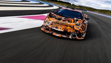 Photo of Lamborghini продолжува со интензивно тестирање на SCV12