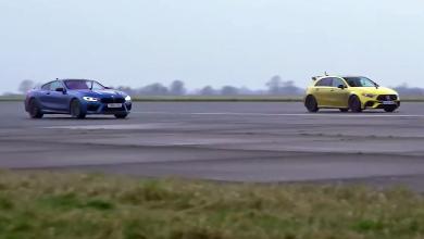 Photo of Викенд тарифа: Германска драг битка меѓу BMW M8 и Mercedes-AMG A45 S