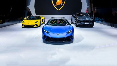 "Photo of Lamborghini ""раскрсти"" со традиционалните саеми"