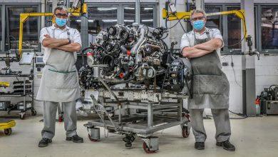 Photo of Bentley го произведе последниот V8 L-Series мотор