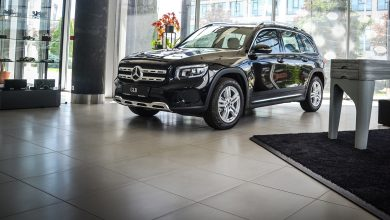 Photo of Новиот Mercedes-Benz GLB пристигна во Македонија