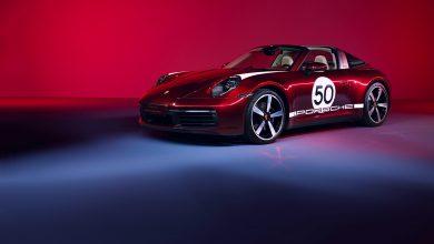 Photo of Porsche со ретро дизајн за новиот 911 Targa 4S Heritage Design