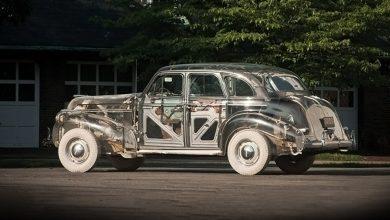 Photo of Приказната зад Pontiac Ghost Car, првиот транспарентен автомобил