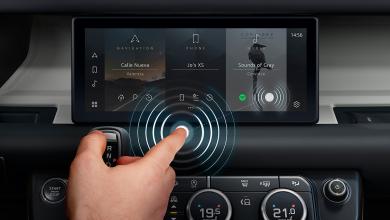 Photo of Jaguar Land Rover подготвува револуција со бесконтактни екрани