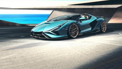 Photo of Lamborghini го претстави новиот хибриден Sian Roadster