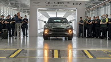 Photo of Произведен првиот примерок на Aston Martin DBX
