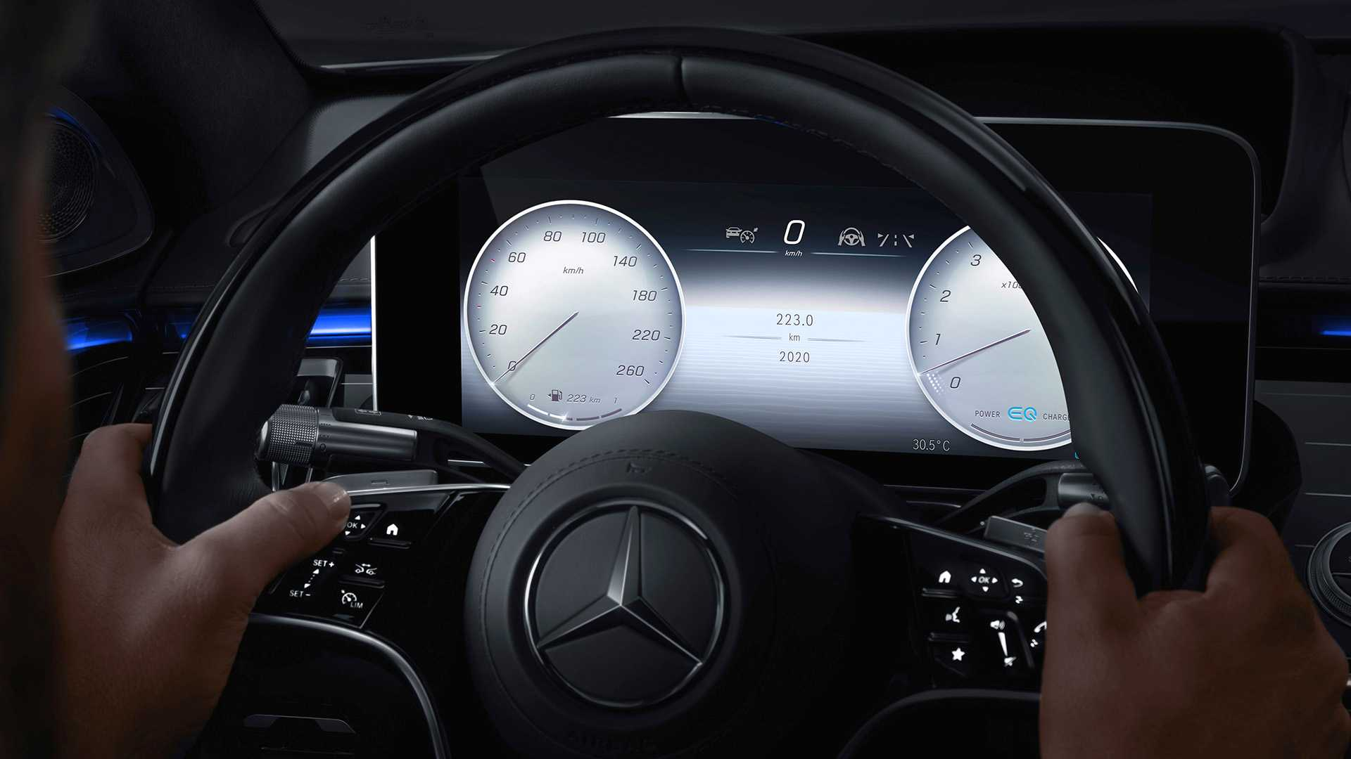 Mercedes S класа