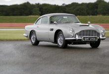Photo of Произведен првиот Aston Martin DB5 по цели 55 години