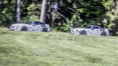 Photo of Mercedes со првите фотки го најави новиот AMG SL