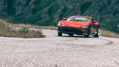 Photo of Викенд тарифа: Ferrari Roma од 0 до 200 километри на час