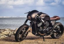 Photo of Тјунинг: Harley Davidson Street 750 од Mean Green Customs