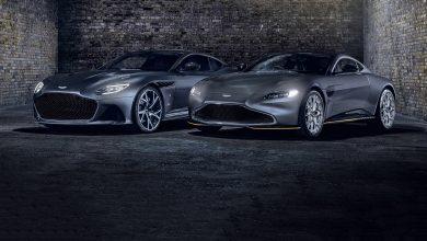 Photo of Aston Martin со два специјални 007 модели во чест на новиот Џејмс Бонд